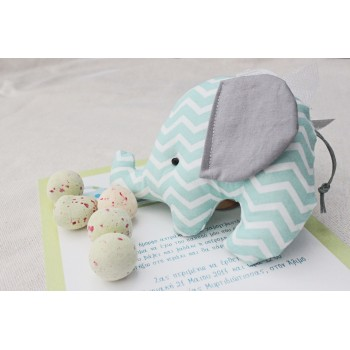 Fabric Elephant Favour