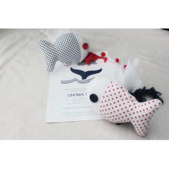 Fabric Fish Favour