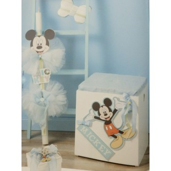 Christening set Mickey (B)