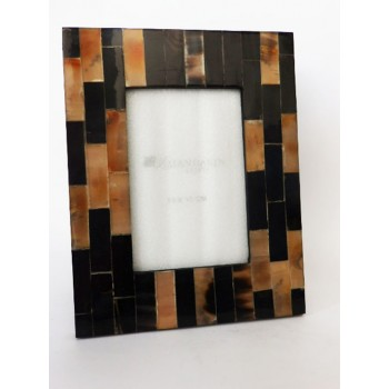 Photo frame Natural Horn