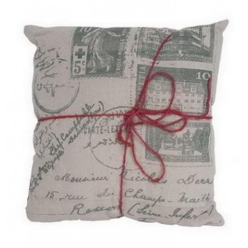 Pillow Postal design