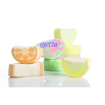 Marshmallow Fruit slices