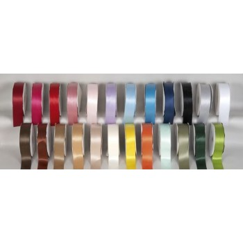 Satin Ribbon one sided