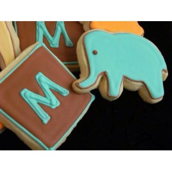Biscuit Letter and Animals