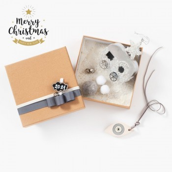Christmas Carriage Gift Set