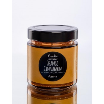 Scented Candle in Six Aromas | Medium Size