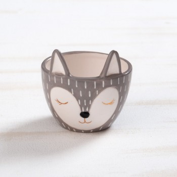 Christmas Decorative Bowl Fox