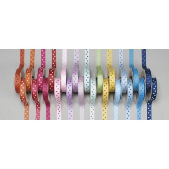 Dot Printed Ribbon double sided